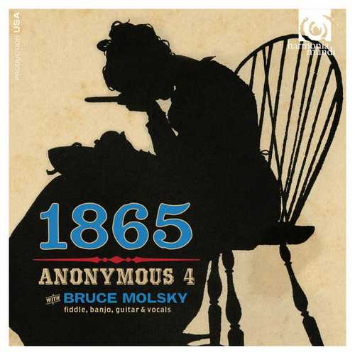 Molsky, Anonymous 4 - 1865 (24/88 FLAC)