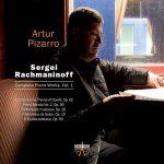 Pizarro: Sergei Rachmaninoff - Complete Piano Works vol.1 (24/96 FLAC)