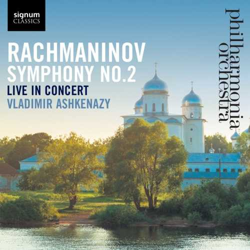 Ashkenazy: Rachmaninov - Symphony no.2. Live in Concert (24/96 FLAC)