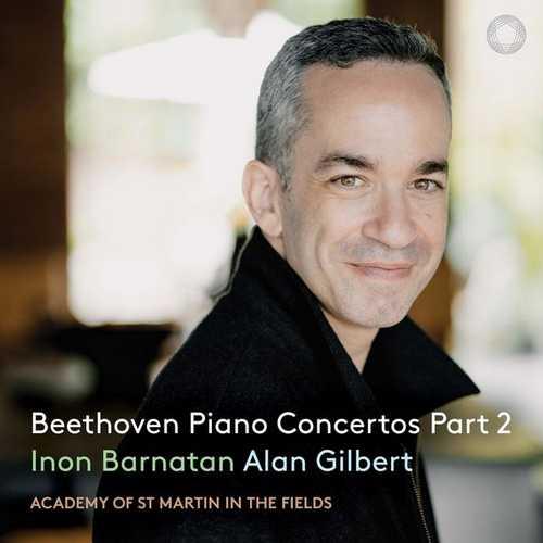 Barnatan, Gilbert: Beethoven - Piano Concertos vol.2 (24/48 FLAC)