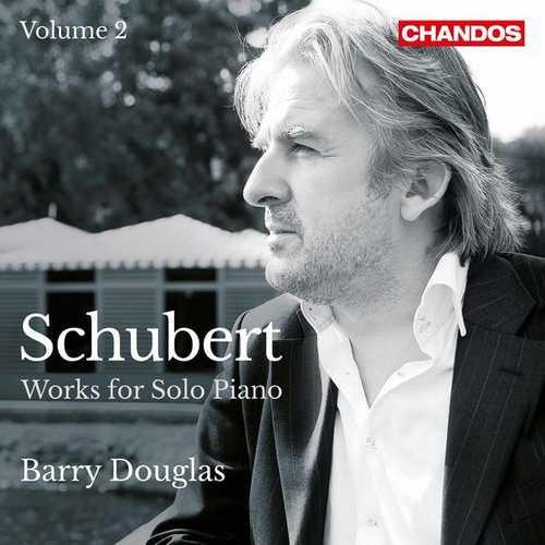 Douglas: Schubert - Works for Solo Piano vol.2 (24/96 FLAC)