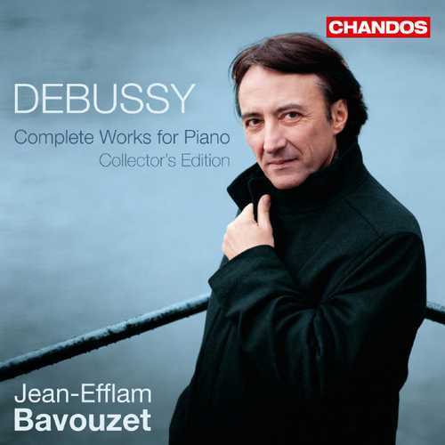 Bavouze: Debussy - Complete works for piano. Collector's Edition (24/96 FLAC)
