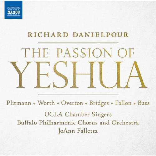 Falletta: Danielpour - The Passion of Yeshua (24/96 FLAC)