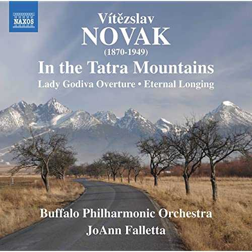 Falletta: Novak - In the Tatra Mountains (24/96 FLAC)