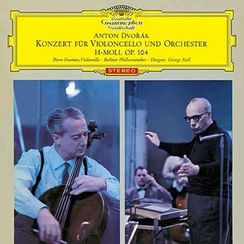 Fournier, Szell, Warrenstein: Dvorak, Elgar - Cello Concertos (SACD)