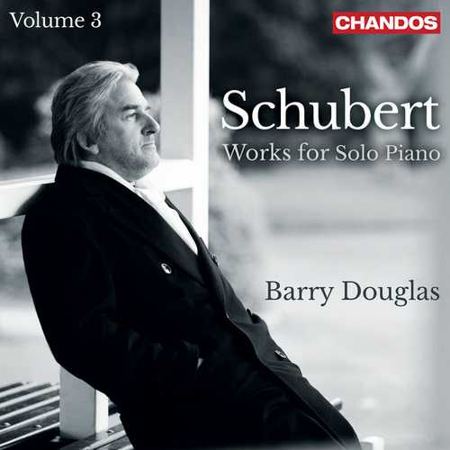Douglas: Schubert - Works for Solo Piano vol.3 (24/96 FLAC)