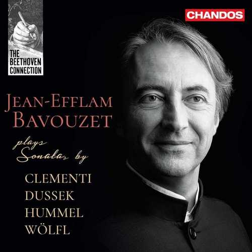 Bavouzet: The Beethoven Connection, Vol. 1 (24/96 FLAC)
