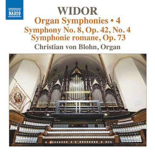 Blohn: Widor - Organ Symphonies vol.4 (24/96 FLAC)