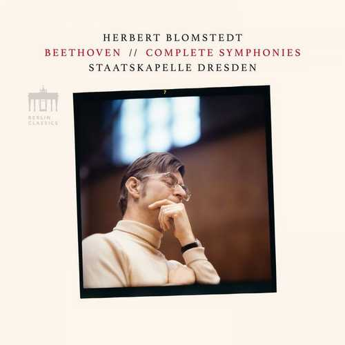 Blomstedt: Beethoven - Complete Symphonies. Remastered (24/44 FLAC)