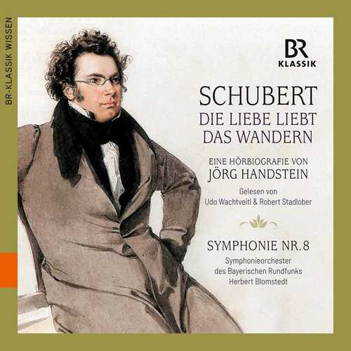 Blomstedt: Schubert - Die Liebe liebt das Wandern (24/48 FLAC)