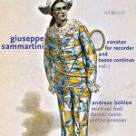 Böhlen: Sammartini - Sonatas for Recorder and Basso continuo vol.1 (24/96 FLAC)
