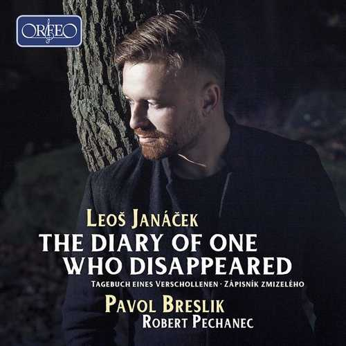 Breslik, Pechanec: Janacek - The Diary of One Who Disappeared (24/88 FLAC)