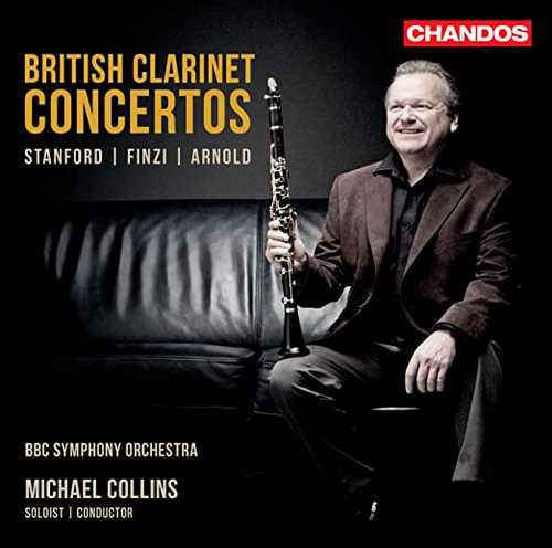 Michael Collins: British Clarinet Concertos vol.1 (24/96 FLAC)
