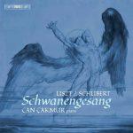 Can Çakmur: Liszt - Schwanengesang S.560, Valses oubliées S.215 (24/96 FLAC)