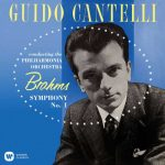 Guido Cantelli: Brahms - Symphony no.1 op.68. Remastered (24/192 FLAC)