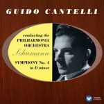 Guido Cantelli: Schumann - Symphony no.4 op.120. Remastered (24/192 FLAC)