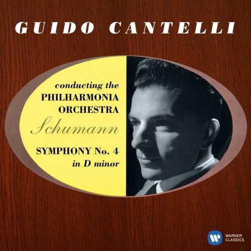 Guido Cantelli: Schumann - Symphony no.4 op.120 (24/192 FLAC)
