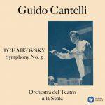 Cantelli: Tchaikovsky - Symphony no.5 op.64. Remastered (24/192 FLAC)