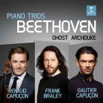Renaud Capucon, Gautier Capucon, Frank Braley: Beethoven - Piano Trios: Ghost, Archduke (24/96 FLAC)