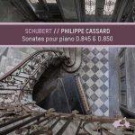 Cassard: Schubert - Piano Sonatas D.845 & D.850 (24/88 FLAC)