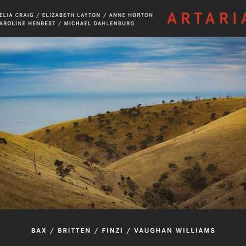 Celia Craig, Artaria - Bax, Britten, Finzi, Vaughan Williams (SACD)
