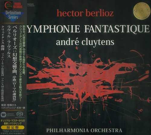 Cluytens: Berlioz - Symphonie Fantastique, Le Carnaval Romain, Ravel - La Valse (SACD)