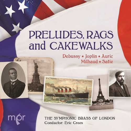 Eric Crees: Preludes, Rags and Cakewalks (24/96 FLAC)