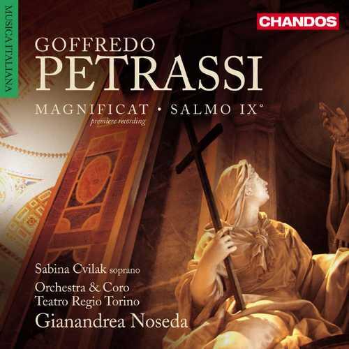 Noseda: Petrassi - Magnificat, Psalm IX (24/96 FLAC)
