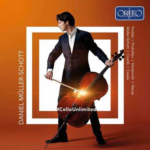 Daniel Muller-Schott - #CelloUnlimited (24/48 FLAC)