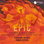 Stéphane Degout, Simon Lepper: Epic Lieder & Balladen (24/96 FLAC)