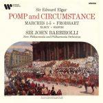 Barbirolli: Elgar - Pomp and Circumstance, Marches, Froissart, Elegy, Sospiri (24/192 FLAC)