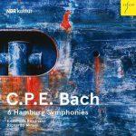 Minasi: C.P.E. Bach - 6 Hamburg Symphonies (24/44 FLAC)