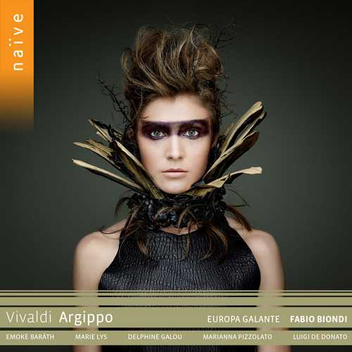 The Vivaldi Edition: Argippo (24/88 FLAC)
