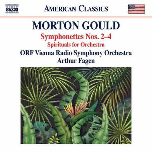 Fagan: Morton Gould - Symphonettes no.2-4, Spirituals for Orchestra (24/96 FLAC)