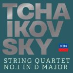 Gabrieli String Quartet: Tchaikovsky - String Quartet no.1 in D Major (24/96 FLAC)