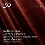 Gergiev: Rachmaninov - Symphonic Dances, Stravinsky - Symphony in three movements (24/48 FLAC)