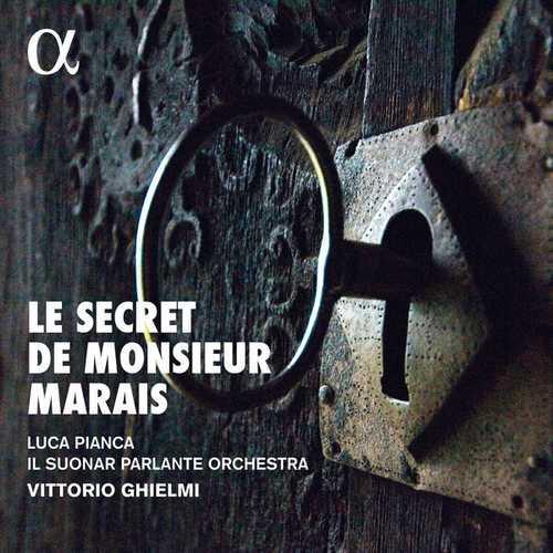 Vittorio Ghielmi - Le secret de Monsieur Marais (24/96 FLAC)
