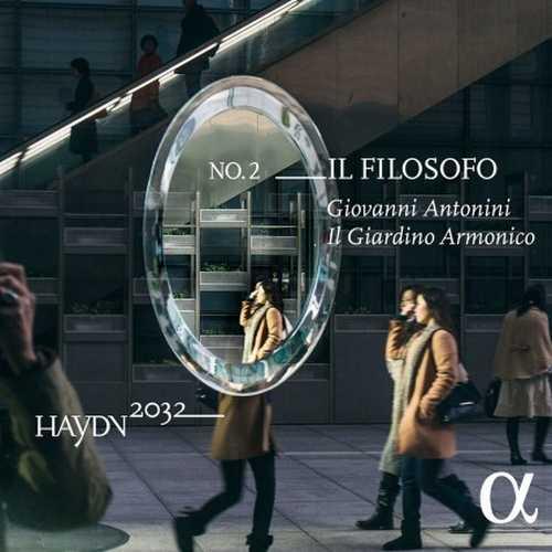 Haydn 2032 vol.2 - Il Filosofo (24/96 FLAC)