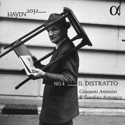 Haydn 2032 vol.4 - Il Distratto (24/96 FLAC)