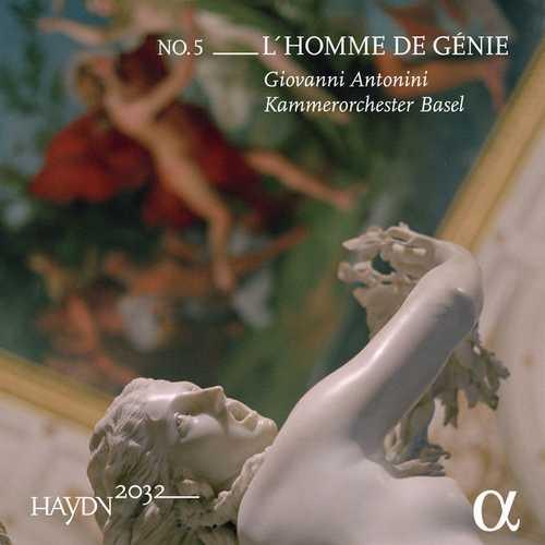 Haydn 2032 vol.5 - L'Homme De Genie (24/96 FLAC)