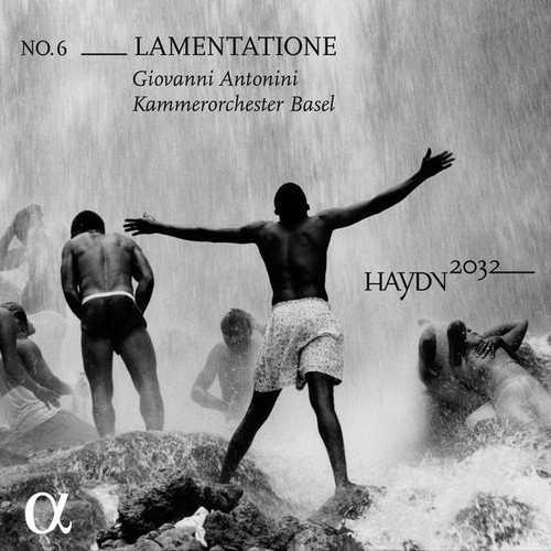 Haydn 2032 vol.6: Lamentatione (24/96 FLAC)