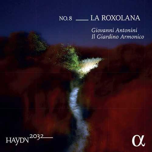Haydn 2032 vol.8 - La Roxolana (24/176 FLAC)