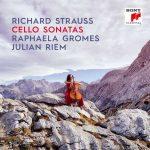Raphaela Gromes, Julian Riem: Richard Strauss - Cello Sonatas (24/96 FLAC)