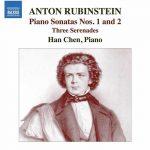 Han Chen: Rubinstein - Piano Sonatas no.1, 2, Three Serenades (24/96 FLAC)