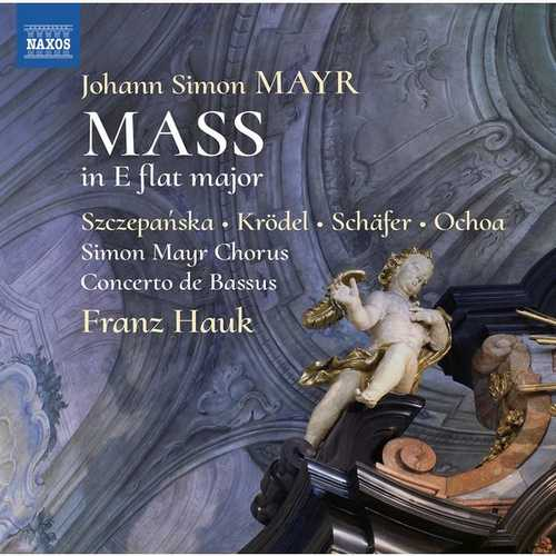 Hauk: Mayr - Mass in E-Flat Major (24/96 FLAC)