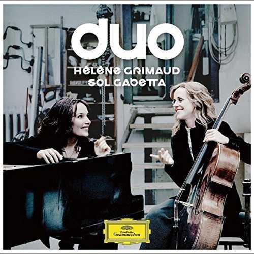 Hélène Grimaud, Sol Gabetta - Duo (24/96 FLAC)