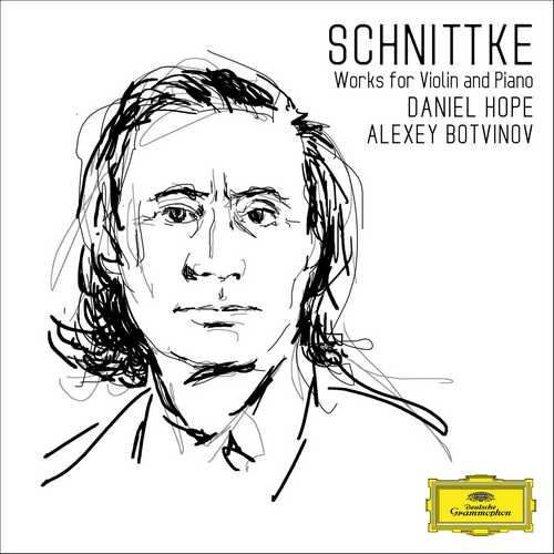 Hope, Botvinov: Alfred Schnittke - Works For Violin and Piano (24/96 FLAC)