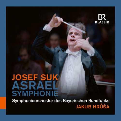 """Hrůša: Suk - Symphony no.2 """"Asrael"""" (24/48 FLAC)"""