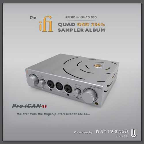 iFi Quad DSD Sampler Album (SACD)