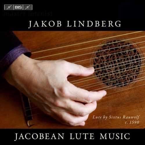 Jakob Lindberg - Jacobean Lute Music (24/96 FLAC)